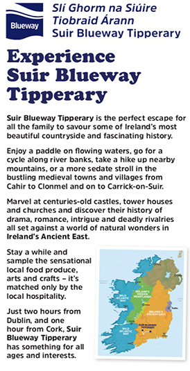River Suir Blueway Promo Text