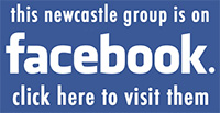 This Newcastle group are on Facebook Click here to list them
