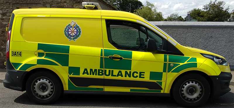 Newcastle First Responder Ambulance