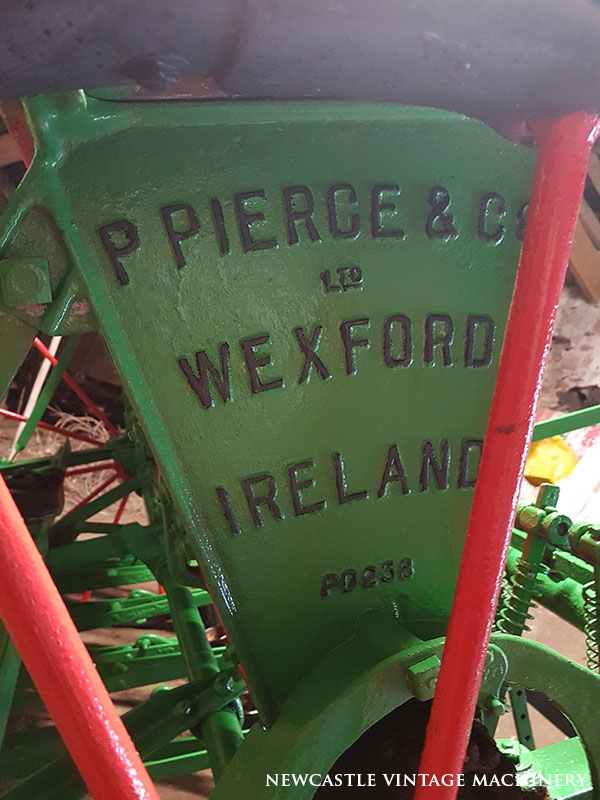 Vintage Farm machinery Click here