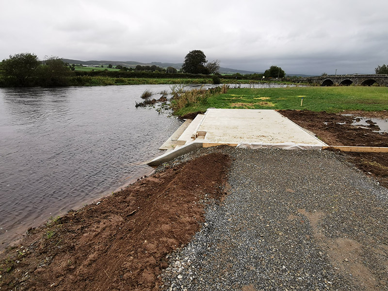 Suir Blueway (walking path) in Newcastle, Clonmel Tipperary October 4th 2019 - Photo 2