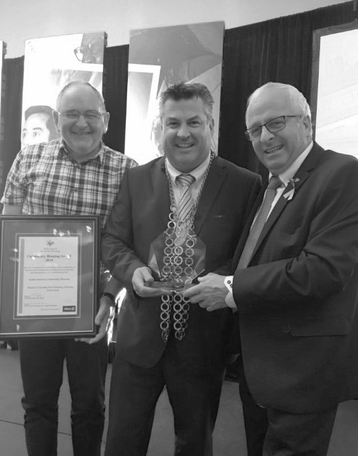 Caisleán Nua Voluntary Housing Association – Community Housing Awards 2019