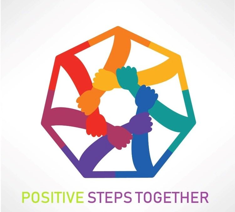 Positive Steps Together Launch Morning – REPORT