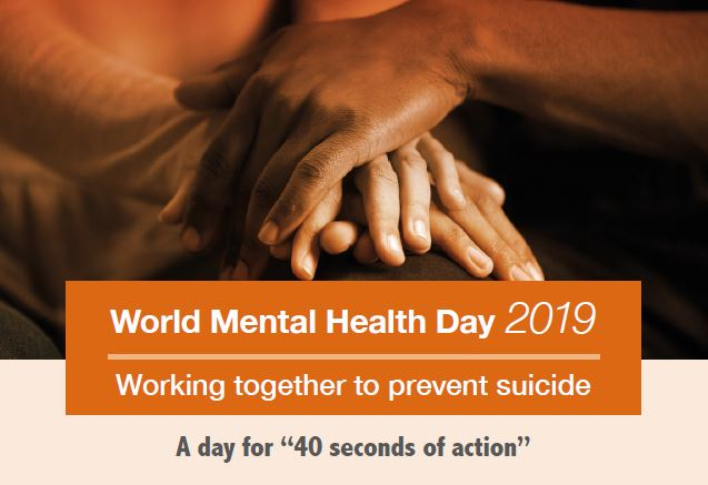 World Mental Health Day 2019 Flyer