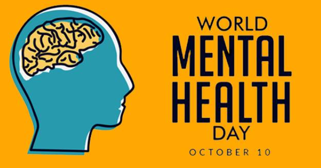 World Mental Health Day 10th October 2019