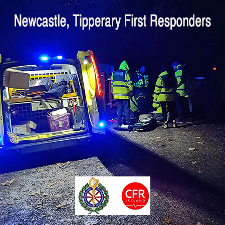 Newcastle First Responders – Now Live under National Ambulance Service