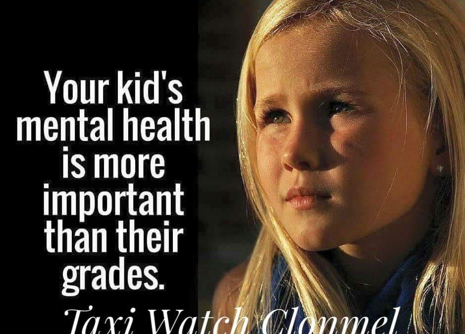 A Silent Tragedy – Our Children!