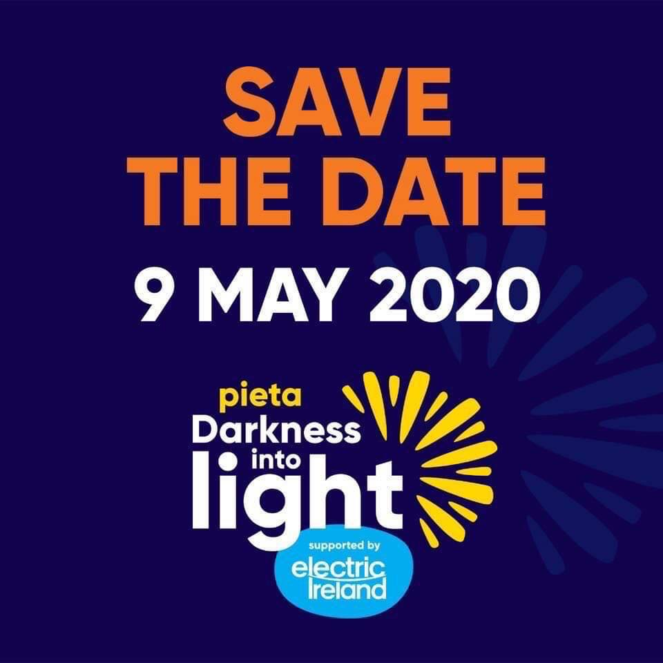 Darkness into Light May 9th 2020
