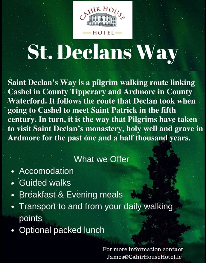 St Declaws Way poster