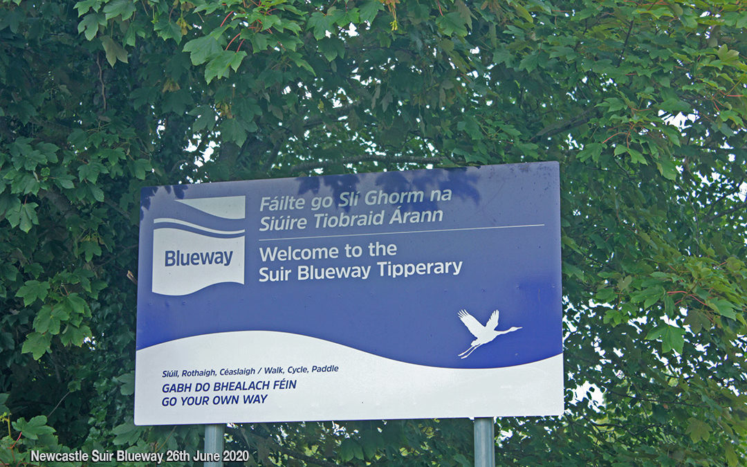 Suir Blueway in Newcastle – Update 26th June 2020