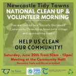 Newcastle Community Cleanup 2020