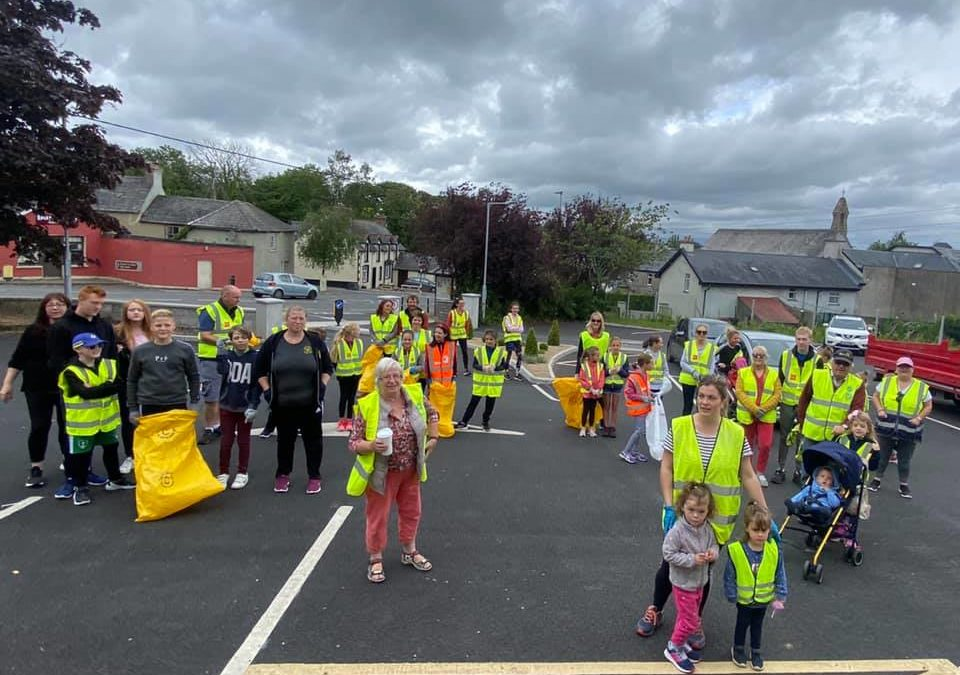 Newcastle Tidy Towns, Clean Up – Saturday June 20th 2020