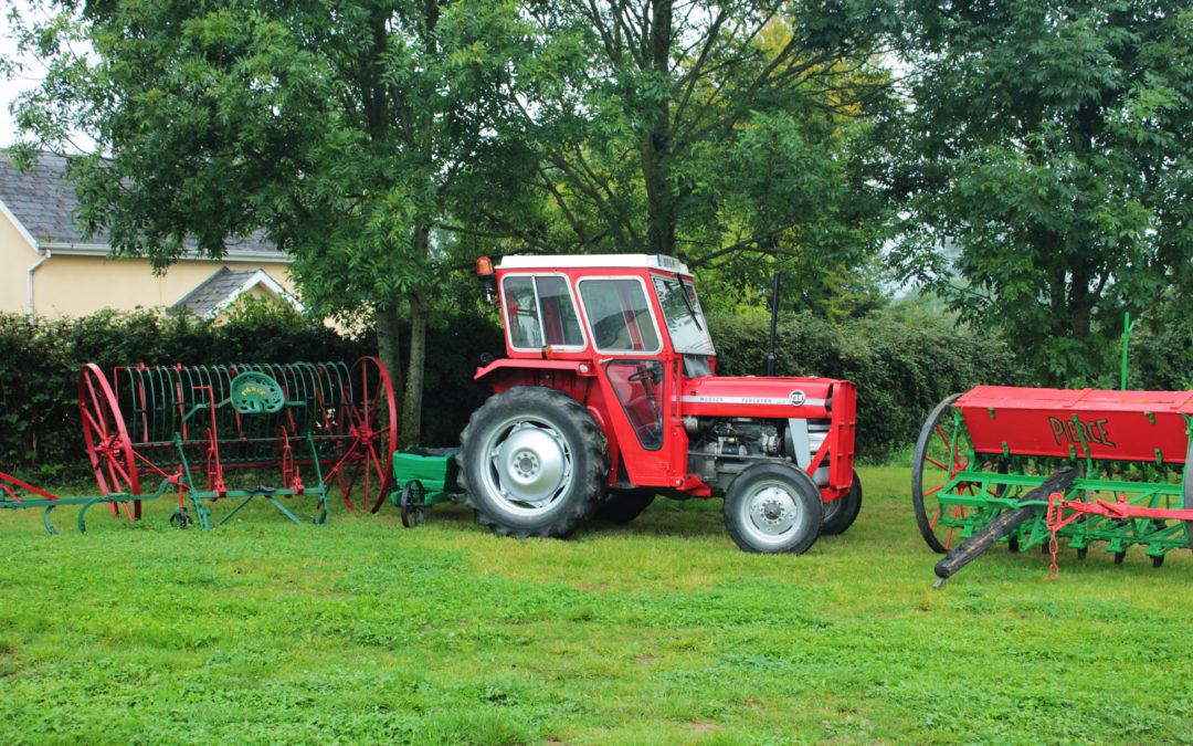UPDATE 28th August 2020 – BN&B CE Scheme – Restored Massey Ferguson 135