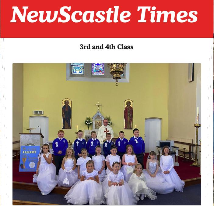 NewScastle Times – Scoil Mhuire National School Newsletter 2020