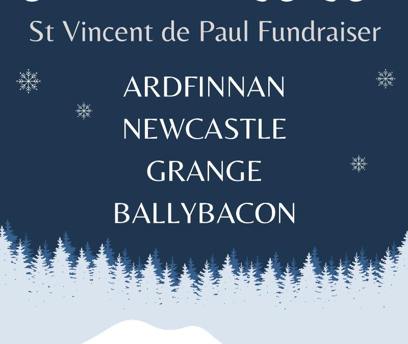 St. Vincent De Paul Christmas 2020 Fundraiser.