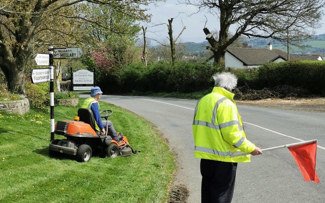 BN&B CE Scheme – Village Maintenance April 2021