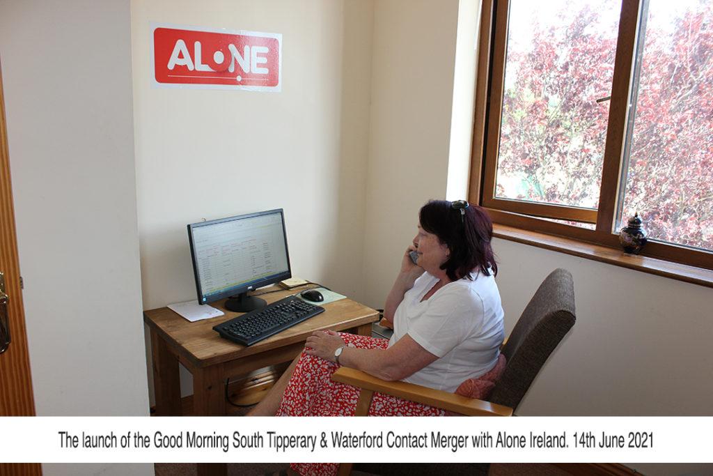 Alone Ireland Merger 14 June 2021